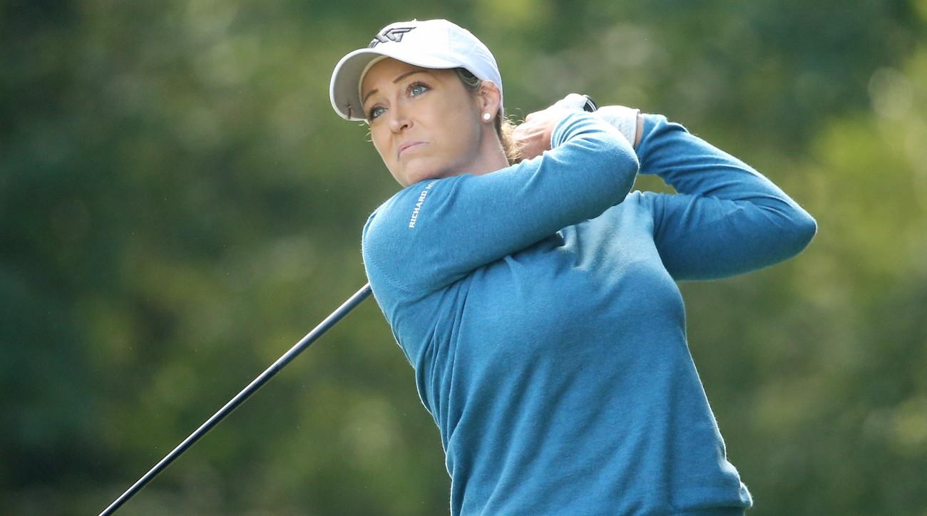 Cristie Kerr is an 18-time winner on the LPGA tour.