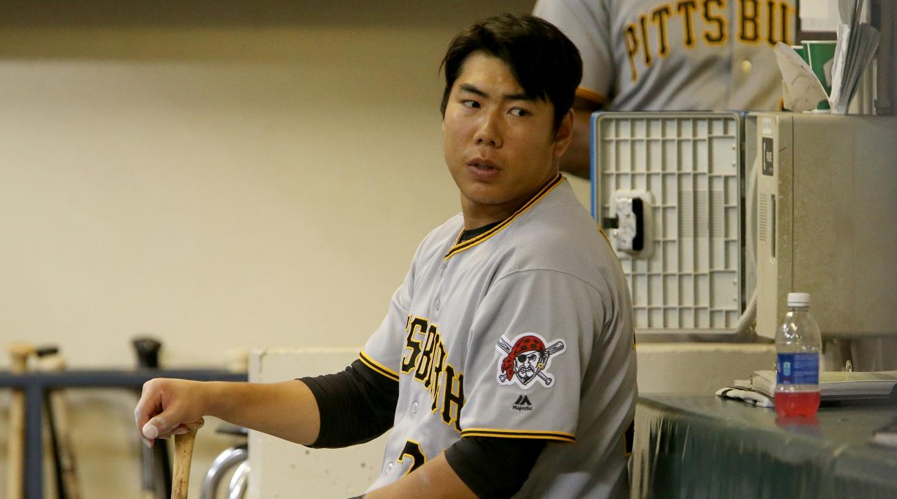 Pirates' Jung-ho Kang has visa issue after DUI arrest