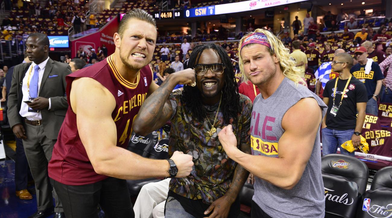 Rapper Wale on WWE, WrestleMania and WaleMania