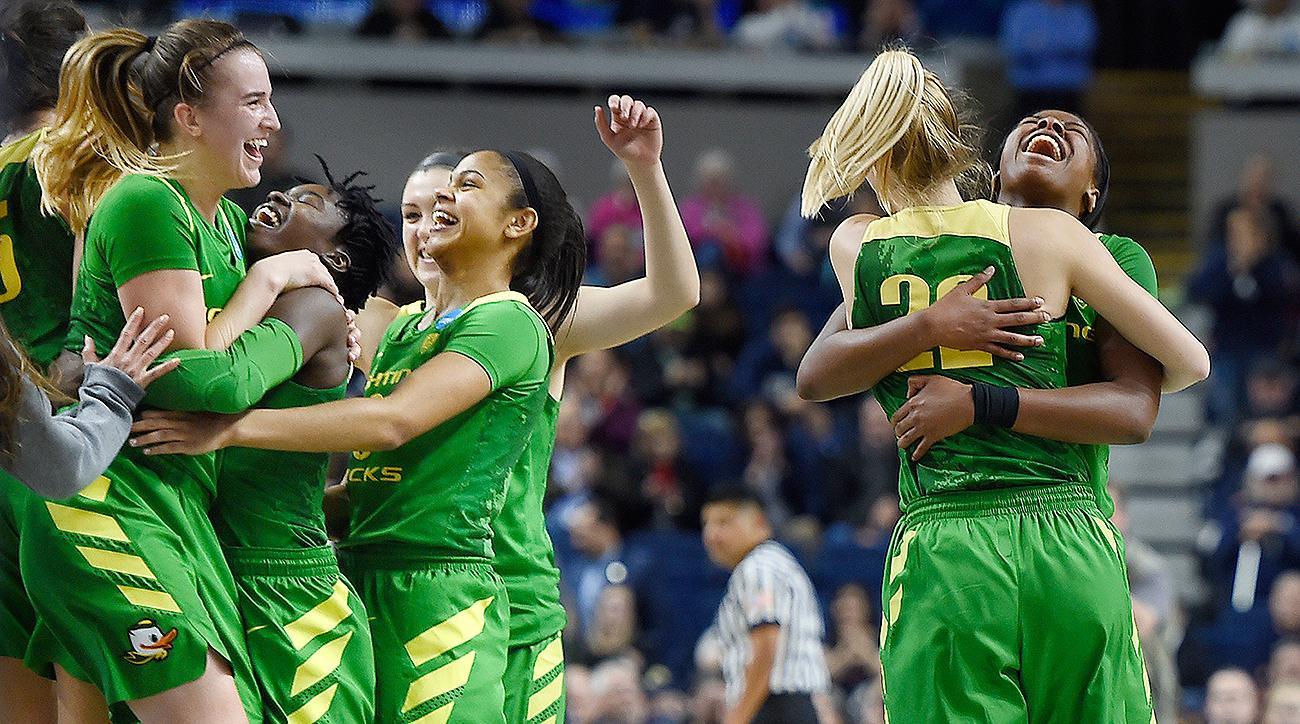 Oregon Ducks women's basketball