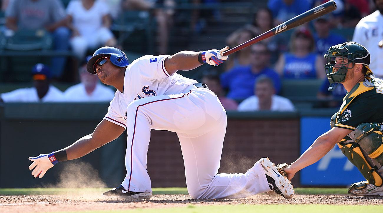 Adrian Beltre, Texas Rangers