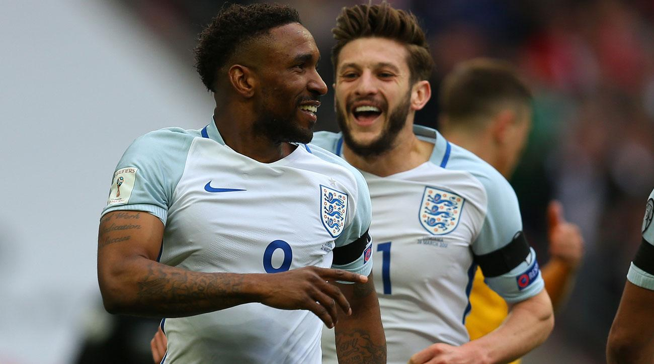Jermain Defoe has returned to England after a lengthy absence