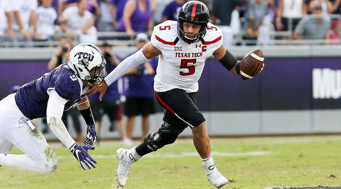 Patrick Mahomes NFL draft scouting report