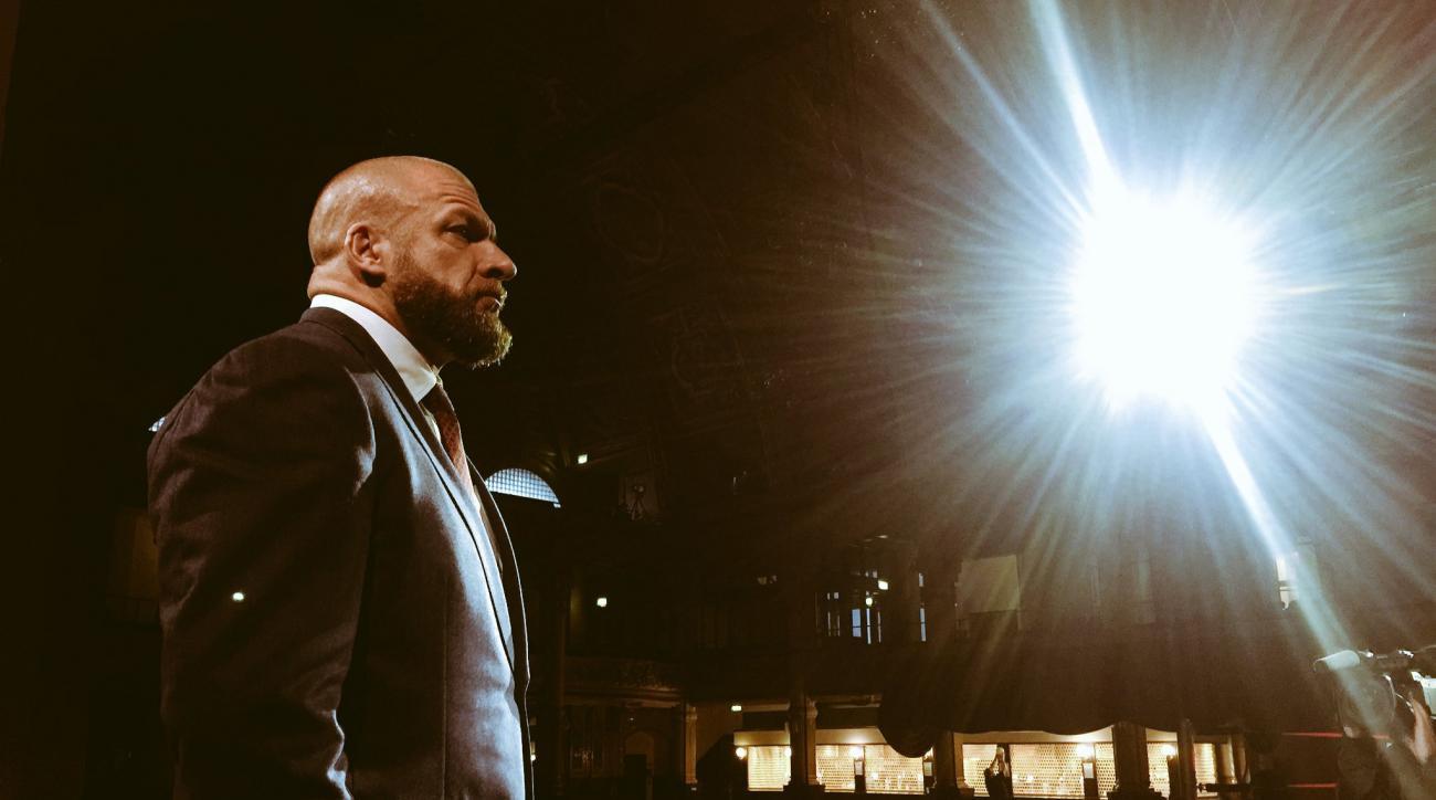 WWE's Paul Triple H Levesque talks NXT, 205 Live, future