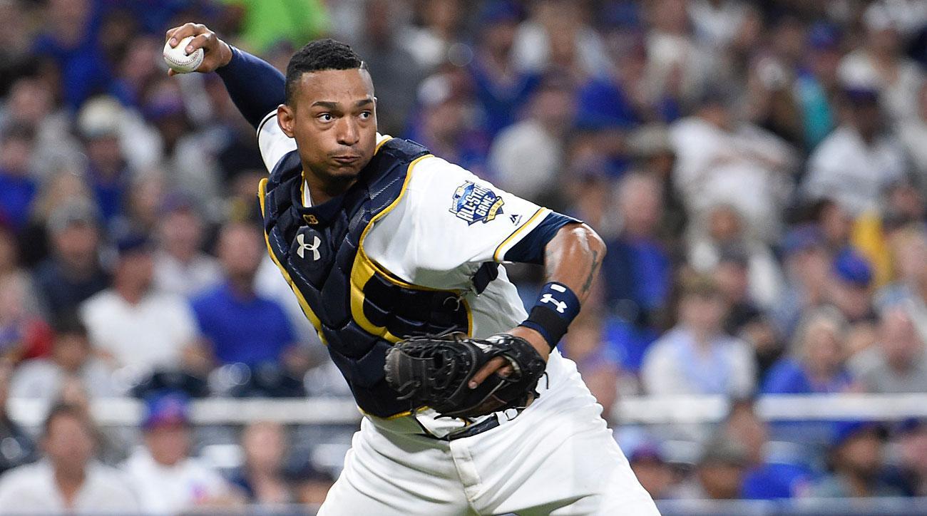 Christian Bethancourt, San Diego Padres