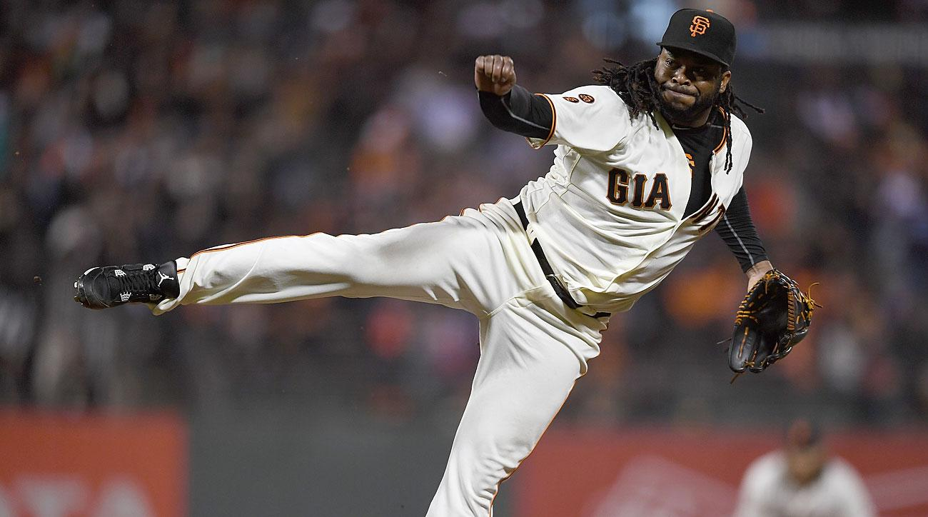 Johnny Cueto, San Francisco Giants