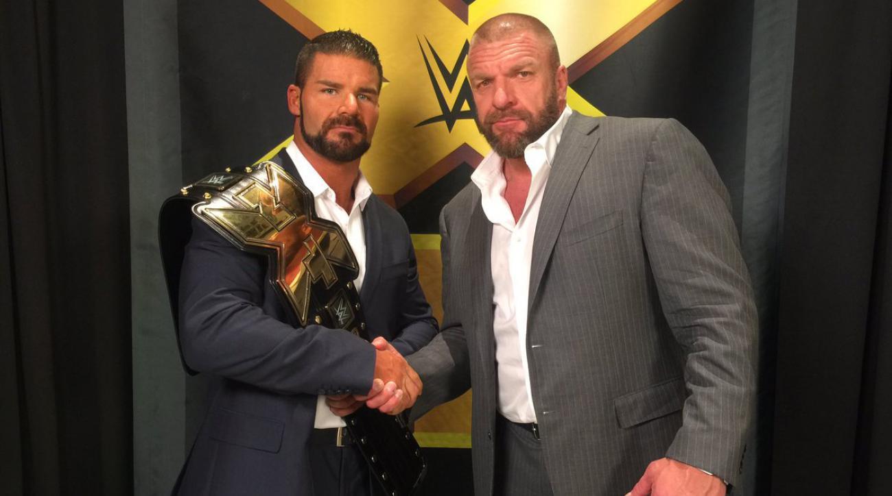 NXT's Bobby Roode: I'll be headlining WrestleMania 34