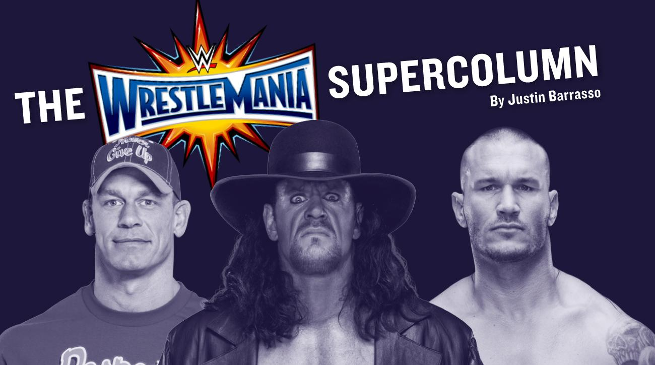 WWE WrestleMania 33: Predictions, notes, quotes, preview