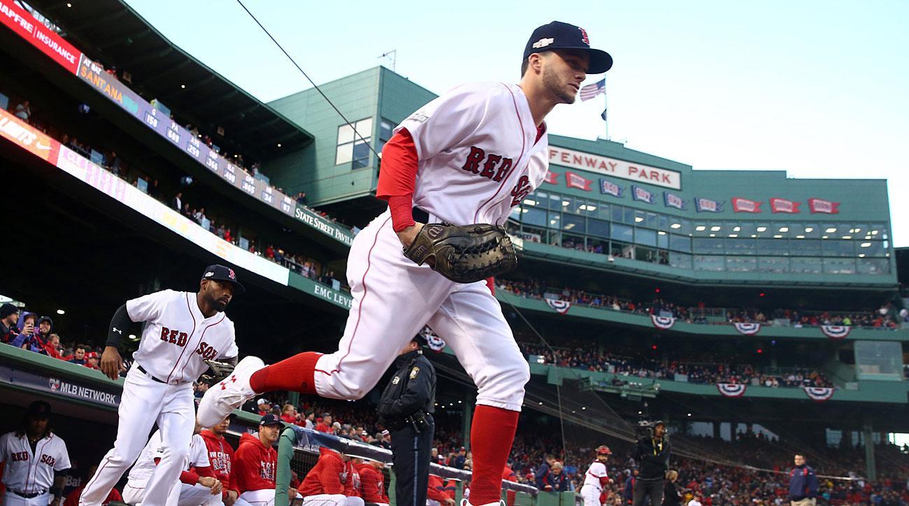 Andrew Benintendi, Boston Red Sox