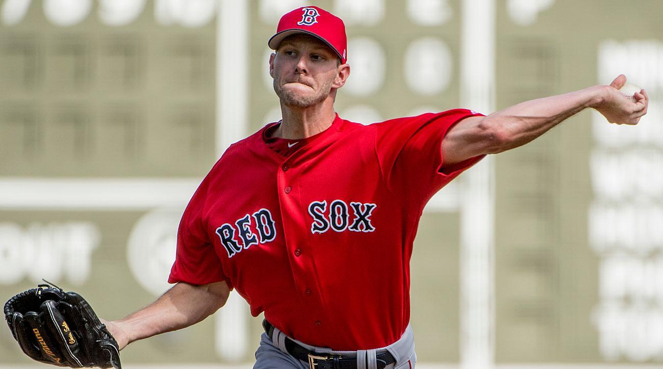Chris Sale, Boston Red Sox