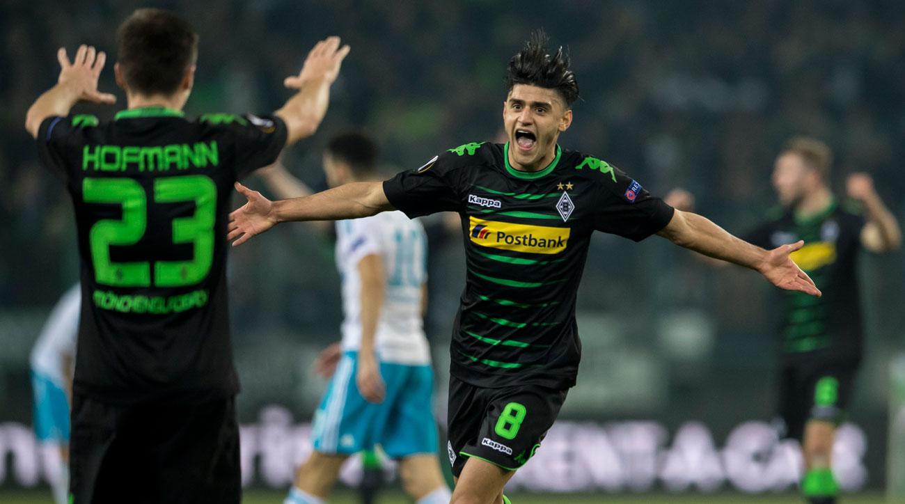 Mahmoud Dahoud is heading to Borussia Dortmund