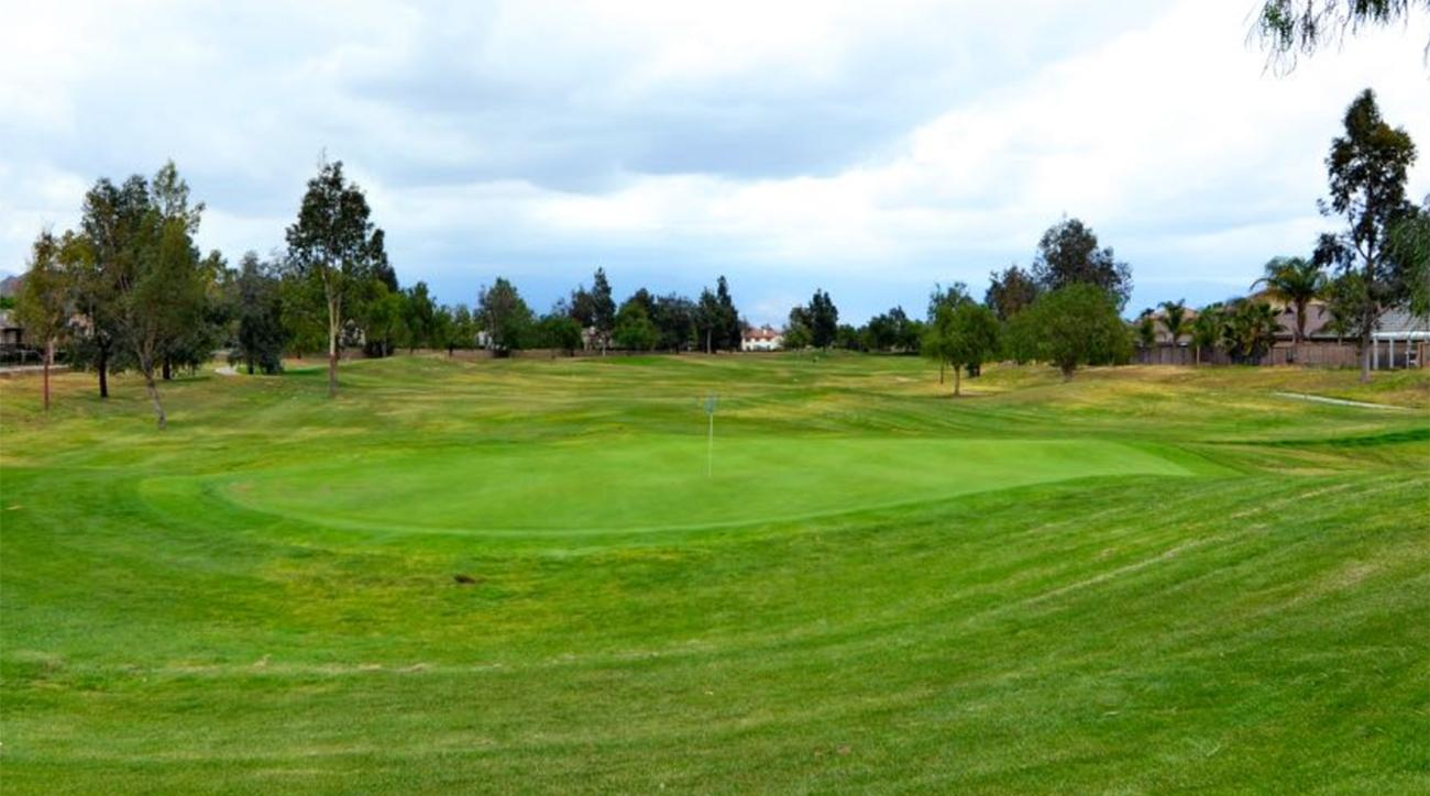 Hemet Golf Club at the Four Seasons.