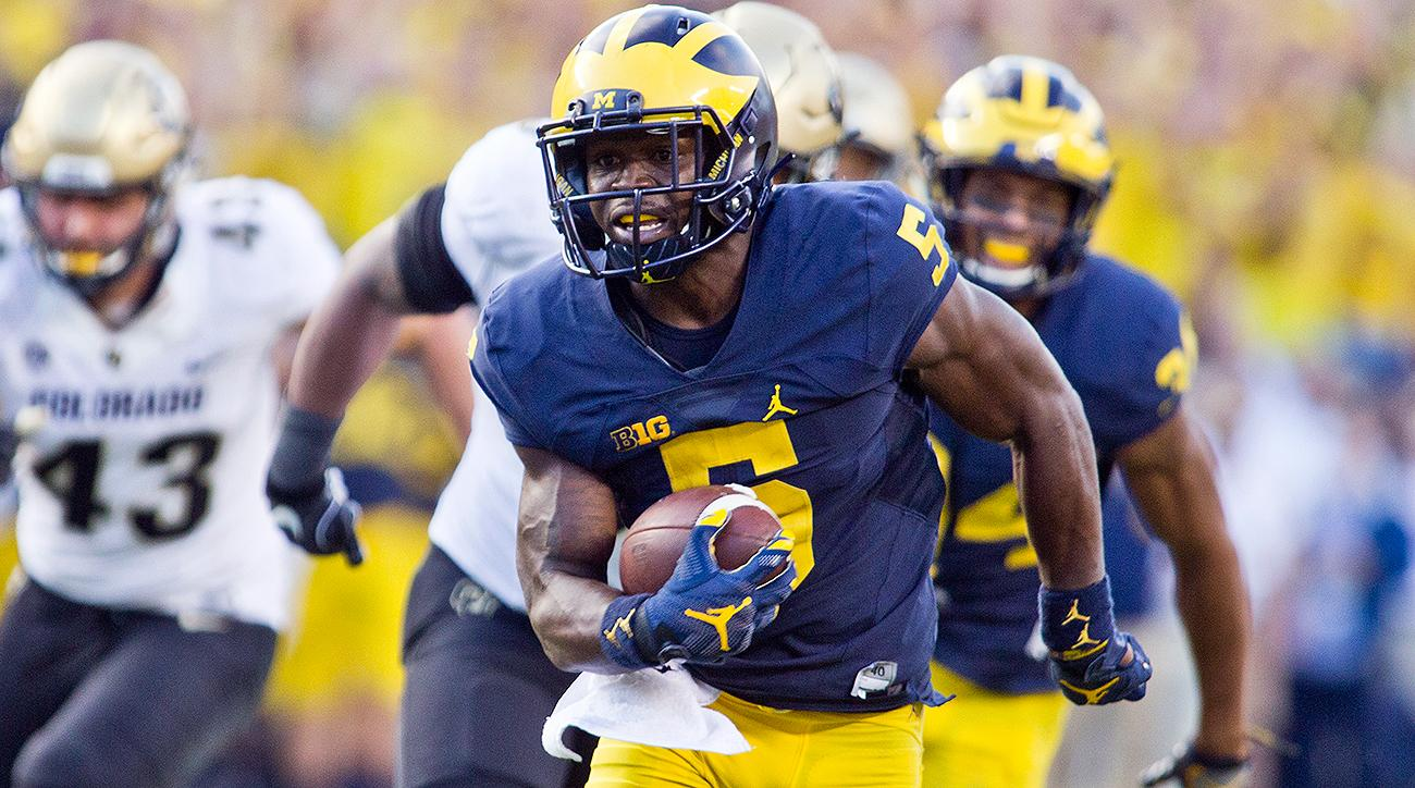 NFL draft scouting reports: Jabrill Peppers, Michigan