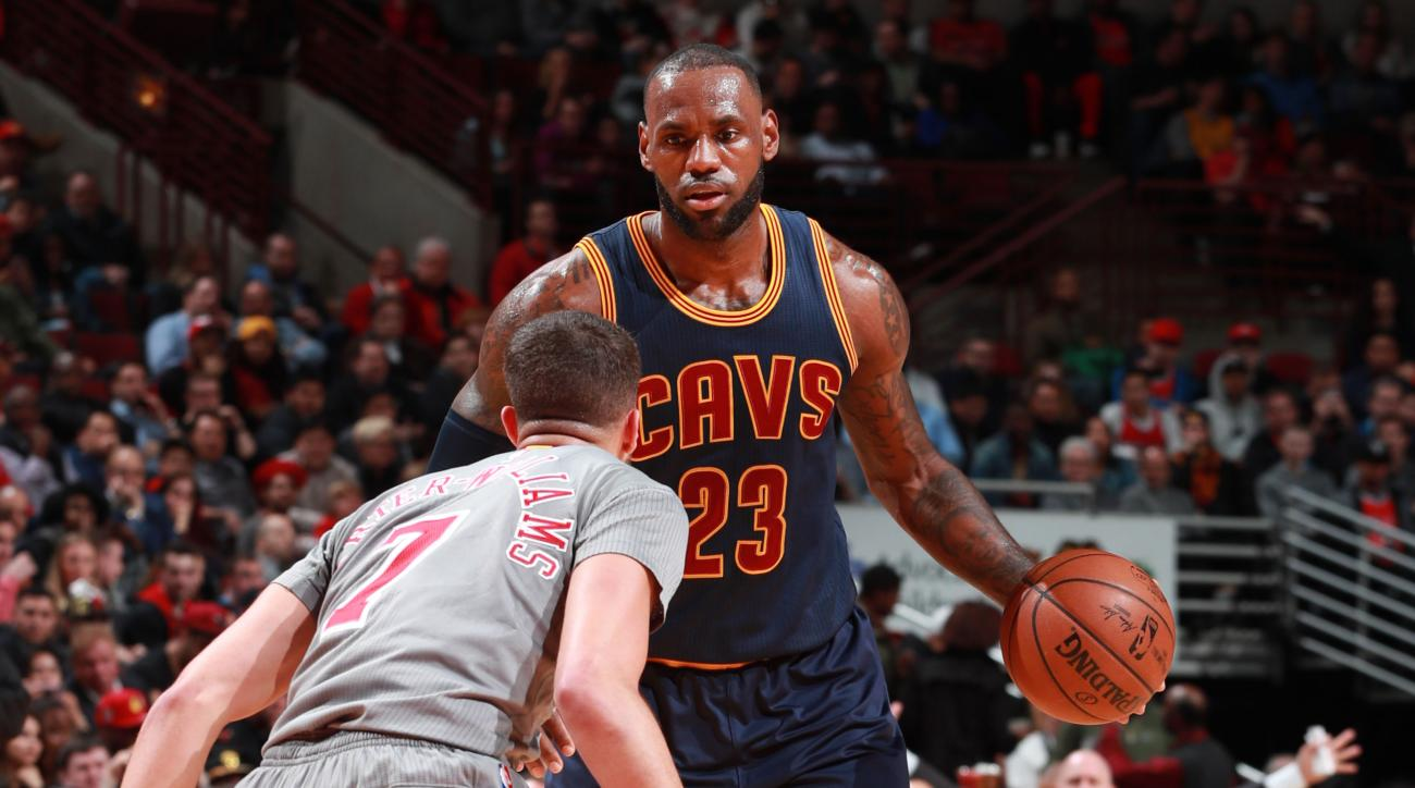 LeBron James passes Shaquille O Neal on all time NBA points list