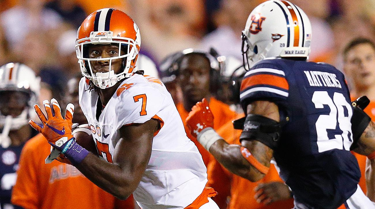 Mike Williams: 2017 NFL draft scouting reports