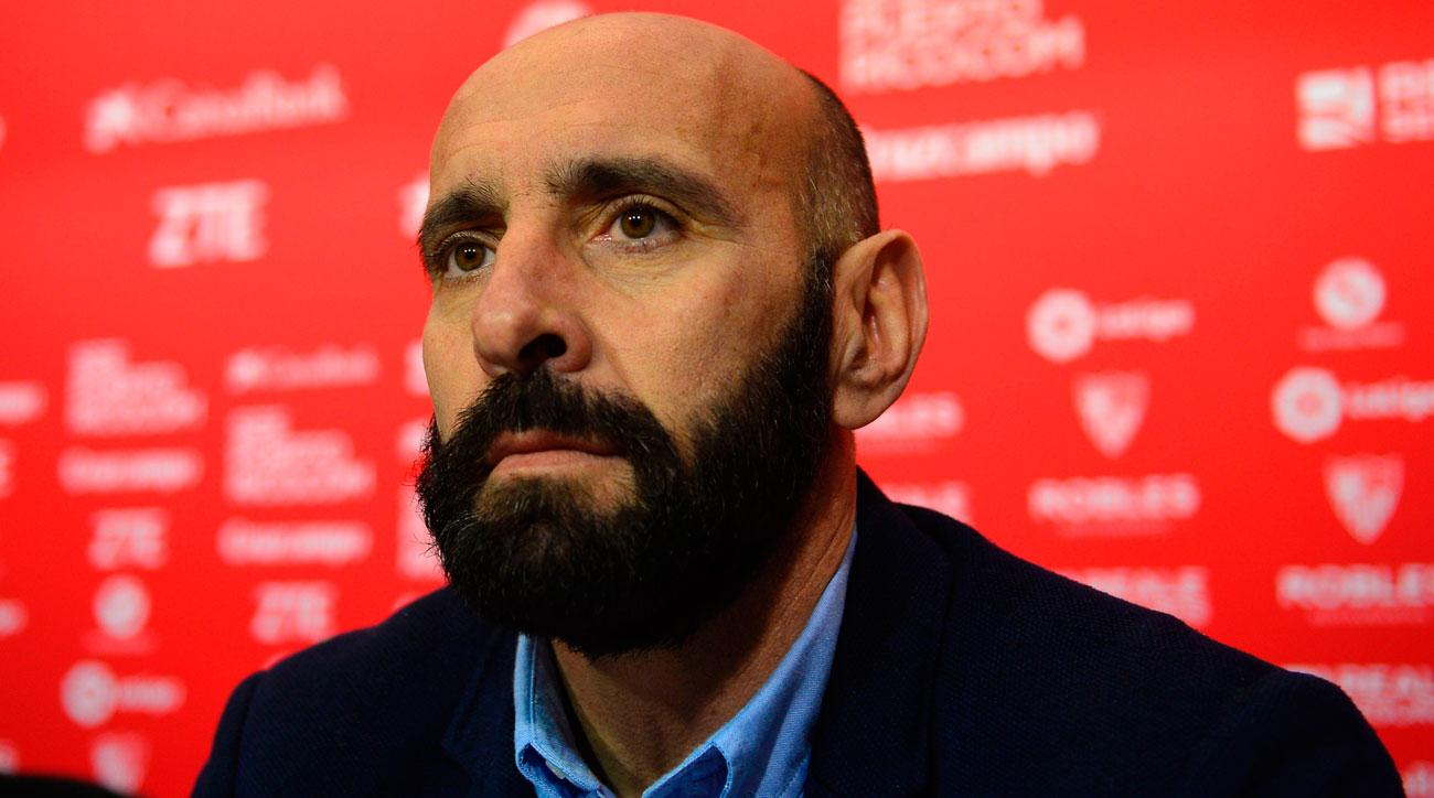 Sporting director Monchi is leaving Sevilla