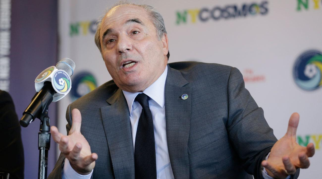 Rocco Commisso owns the New York Cosmos in NASL