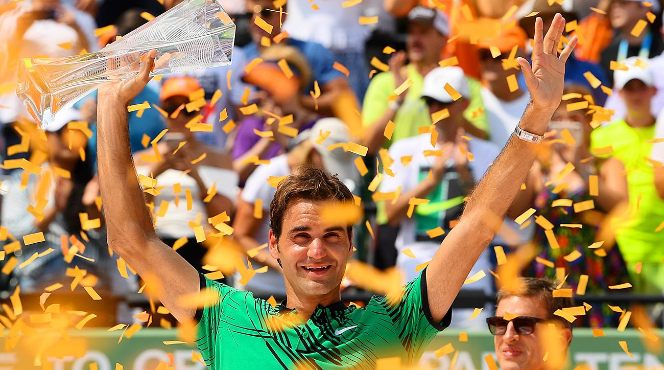 Roger Federer's dominance continues with Miami Open final win over Rafael Nadal