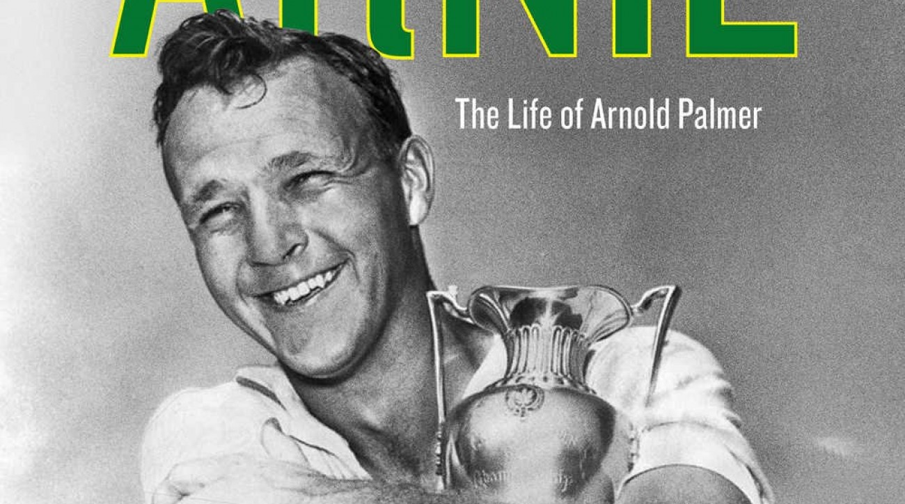 """The latest Arnold Palmer biography titled """"Arnie."""""""