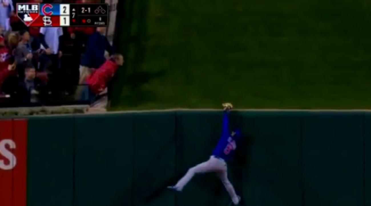 albert almora catch cubs cardinals
