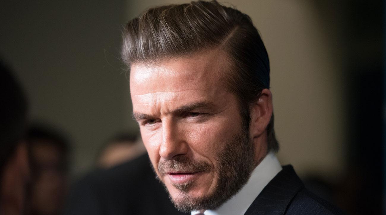 David Beckham and his bid to bring MLS expansion to Miami continues its slog.