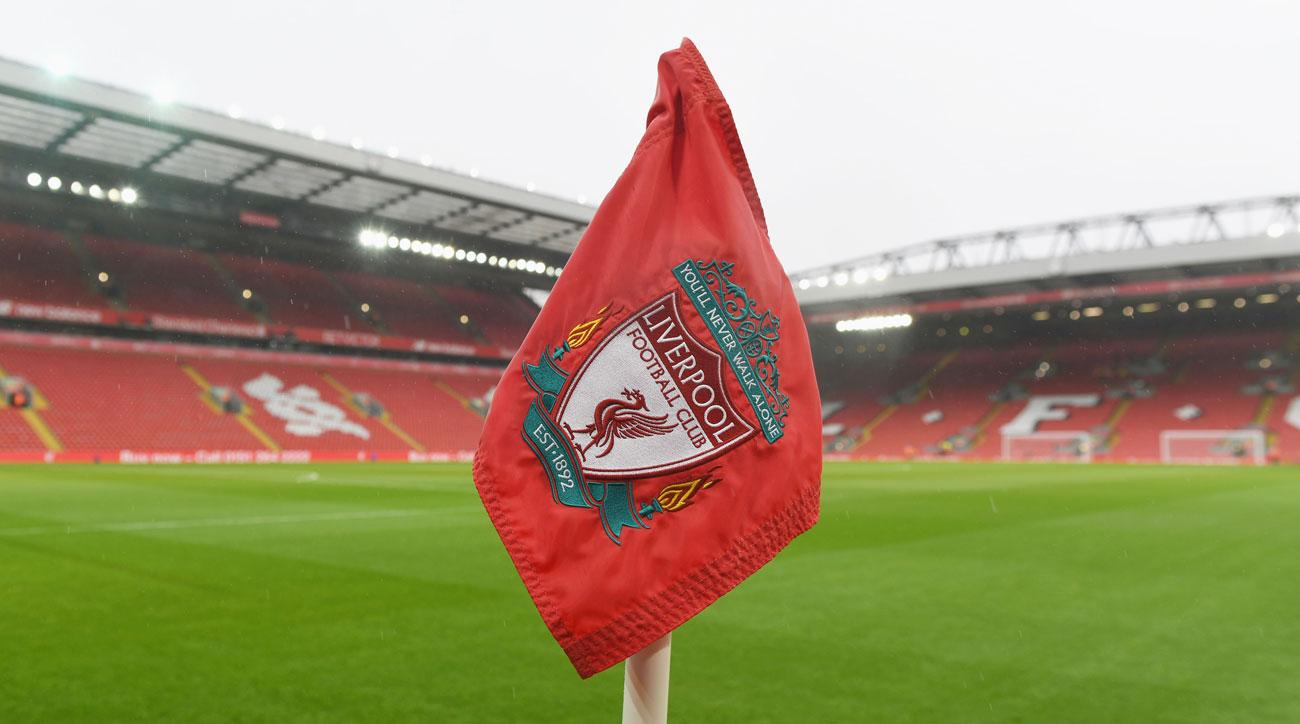 Liverpool has been banned from signing players from its academy for at least a year