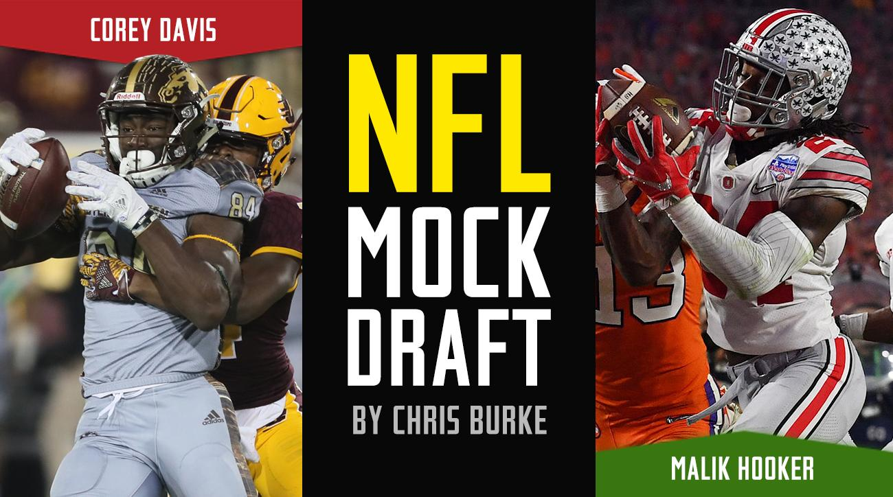 NFL Mock Draft 2017: First-round order, results, predictions, picks