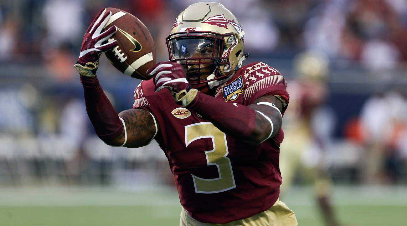 sports shoes 2fb56 b5c69 Florida State's Derwin James is ready for more after an ...