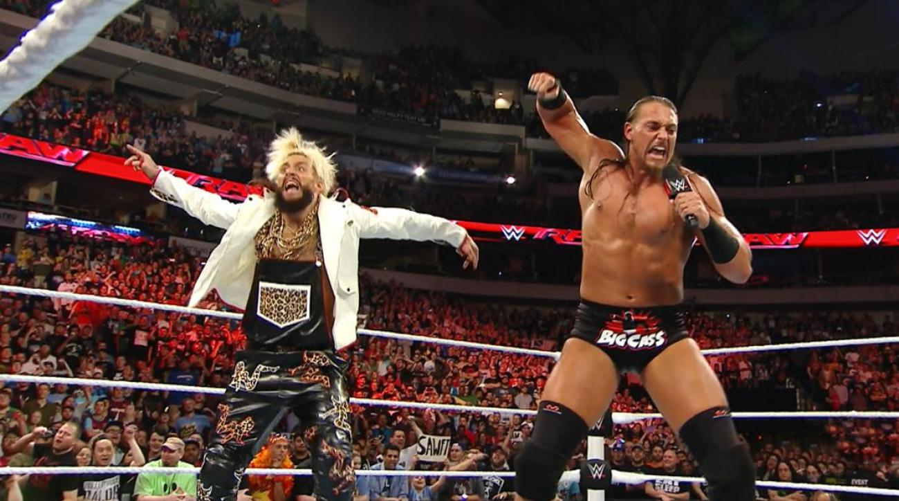 Enzo and Big Cass set their sights on The Hardy Boyz