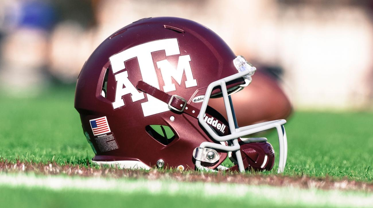 Lawyer: Texas A&M receiver exposed himself because of 'jock itch'