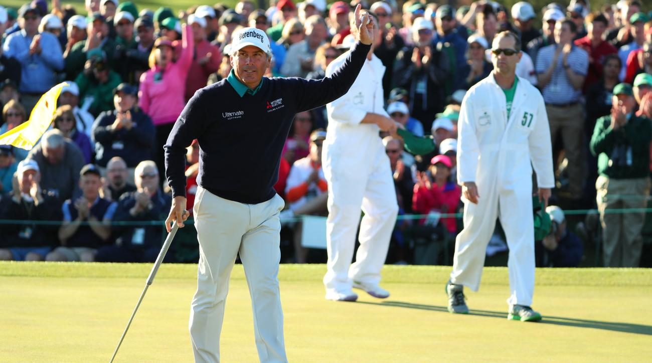 Fred Couples, at age 57, is in the hunt at the 2017 Masters. Shocked? You can't be.