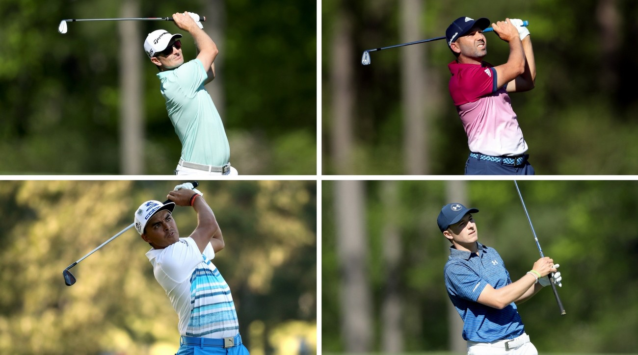 With 18 holes to go, the final two pairings of the 81st Tournament are jam-packed with star power.