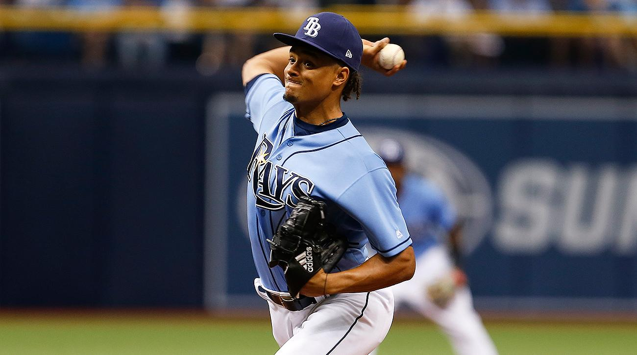 Tampa Bay Rays Chris Archer