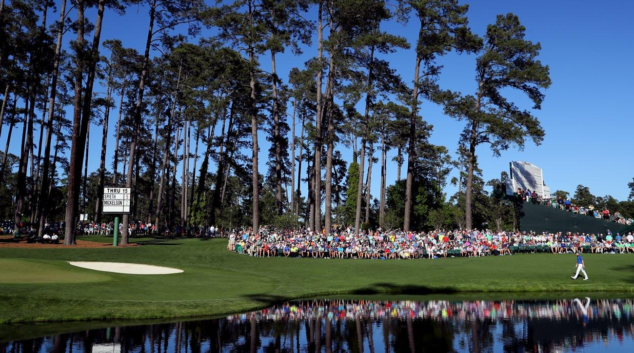 Who will triumph on Sunday at the 2017 Masters? Follow along .