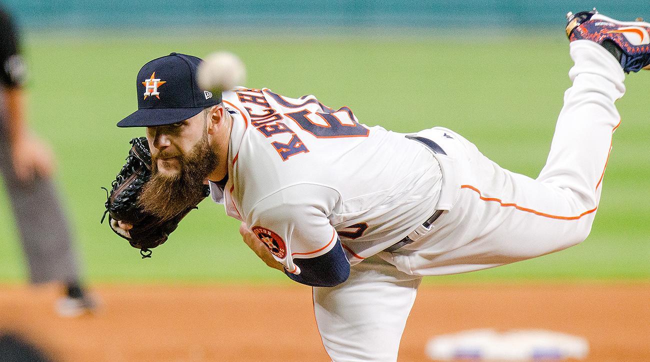Houston Astros Dallas Keuchel