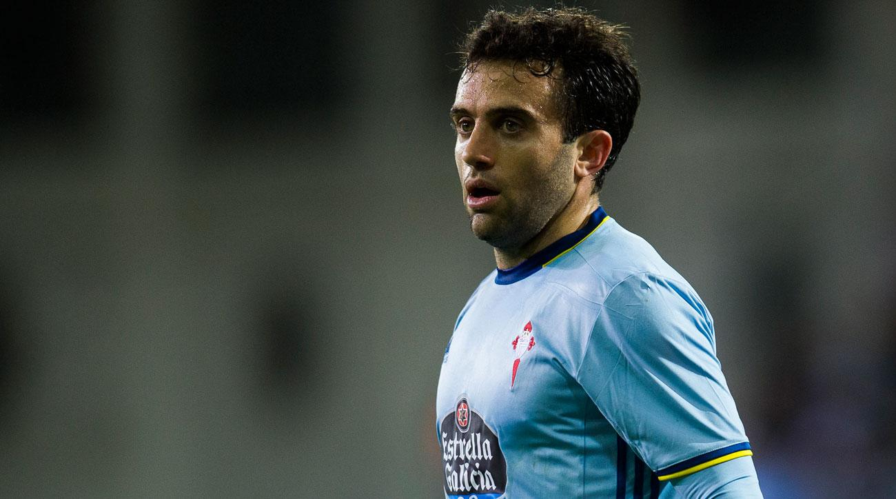 Giuseppe Rossi tears his ACL with Celta Vigo