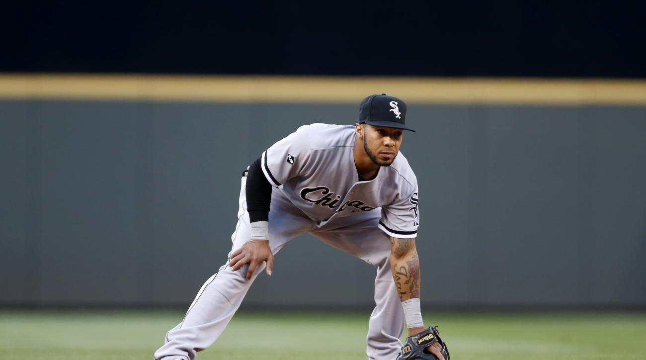 Leury Garcia, Chicago White Sox