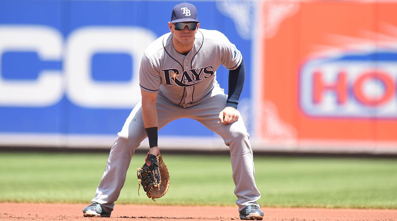 Logan Morrison, Tampa Bay Rays