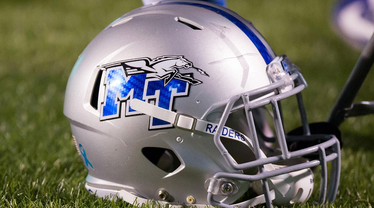middle Tennessee football players animal cruelty snapchat