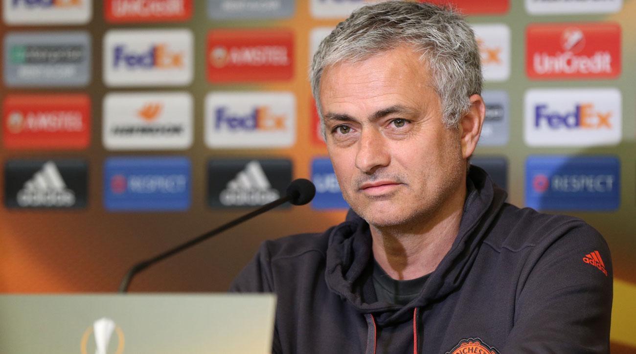Anderlecht hosts Manchester United in the first leg of the Europa League quarterfinals
