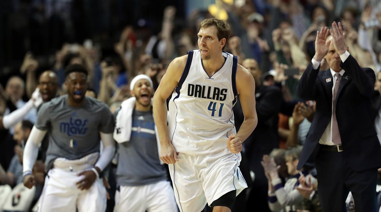 Dirk Nowitzki not retiring returning to Mavericks next season