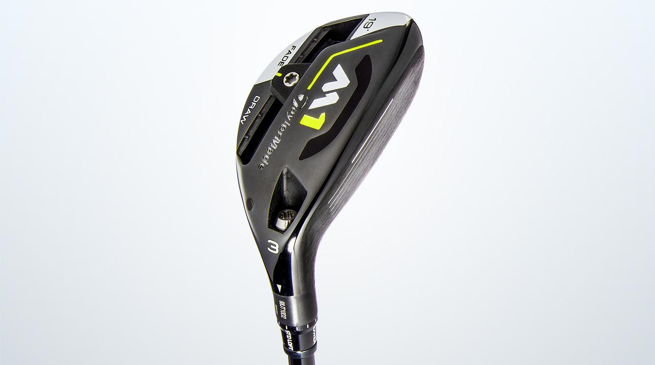 TaylorMade M1 Rescue hybrid.