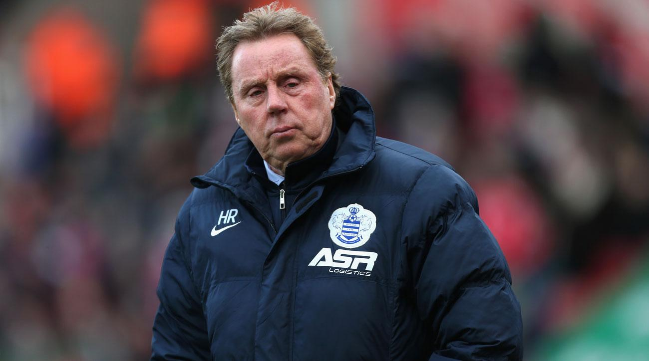 Birmingham has hired Harry Redknapp is manager