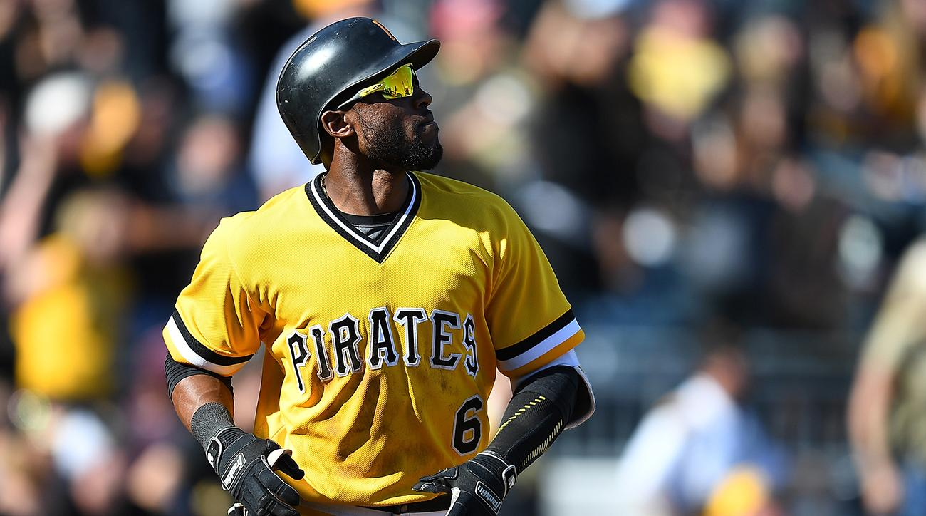 9ec6109c6c2 ... Starling Marte Pirates OF suspended for PED test SI.com ...
