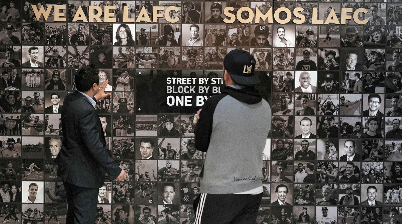 LAFC will enter MLS in 2018