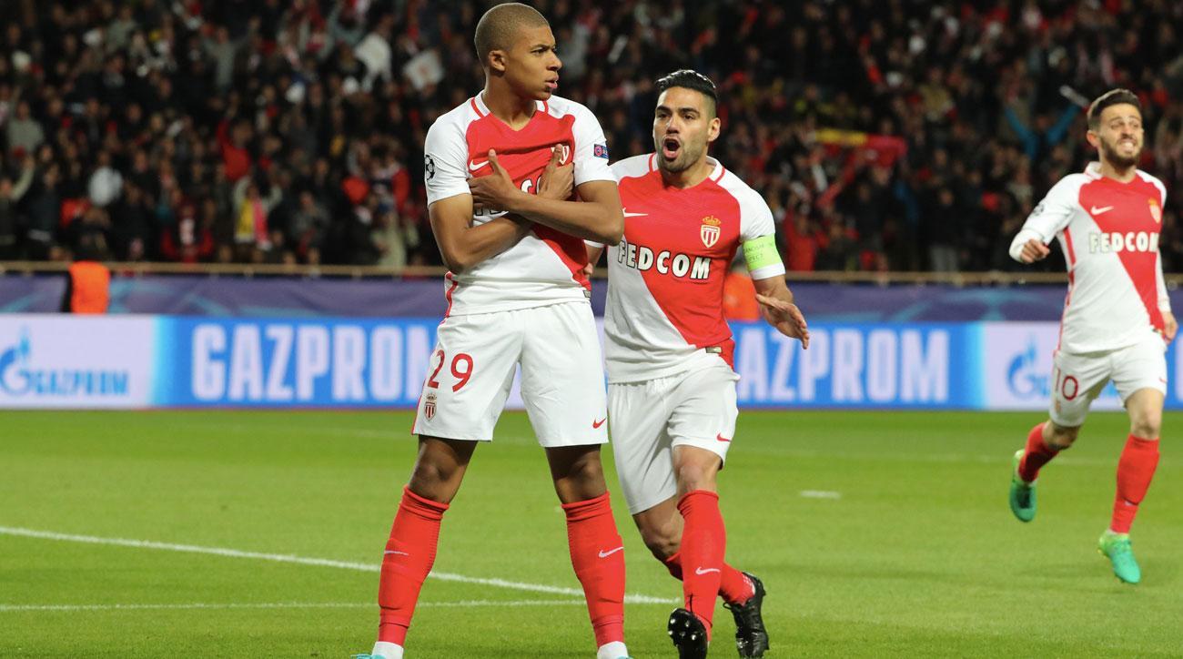 Monaco beats Dortmund to reach the Champions League semifinals