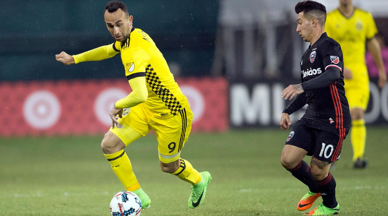Justin Meram and Luciano Acosta are two recipients of MLS Targeted Allocation Money