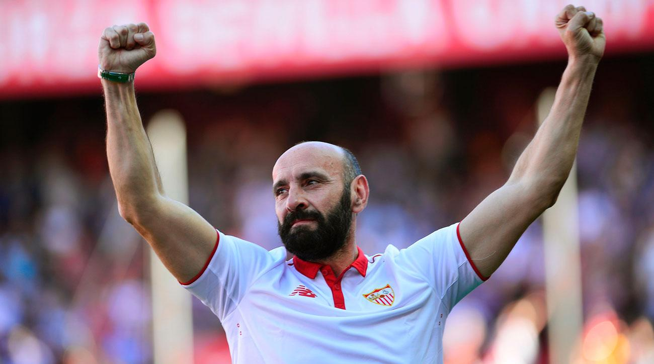 Monchi will become Roma's sporting director