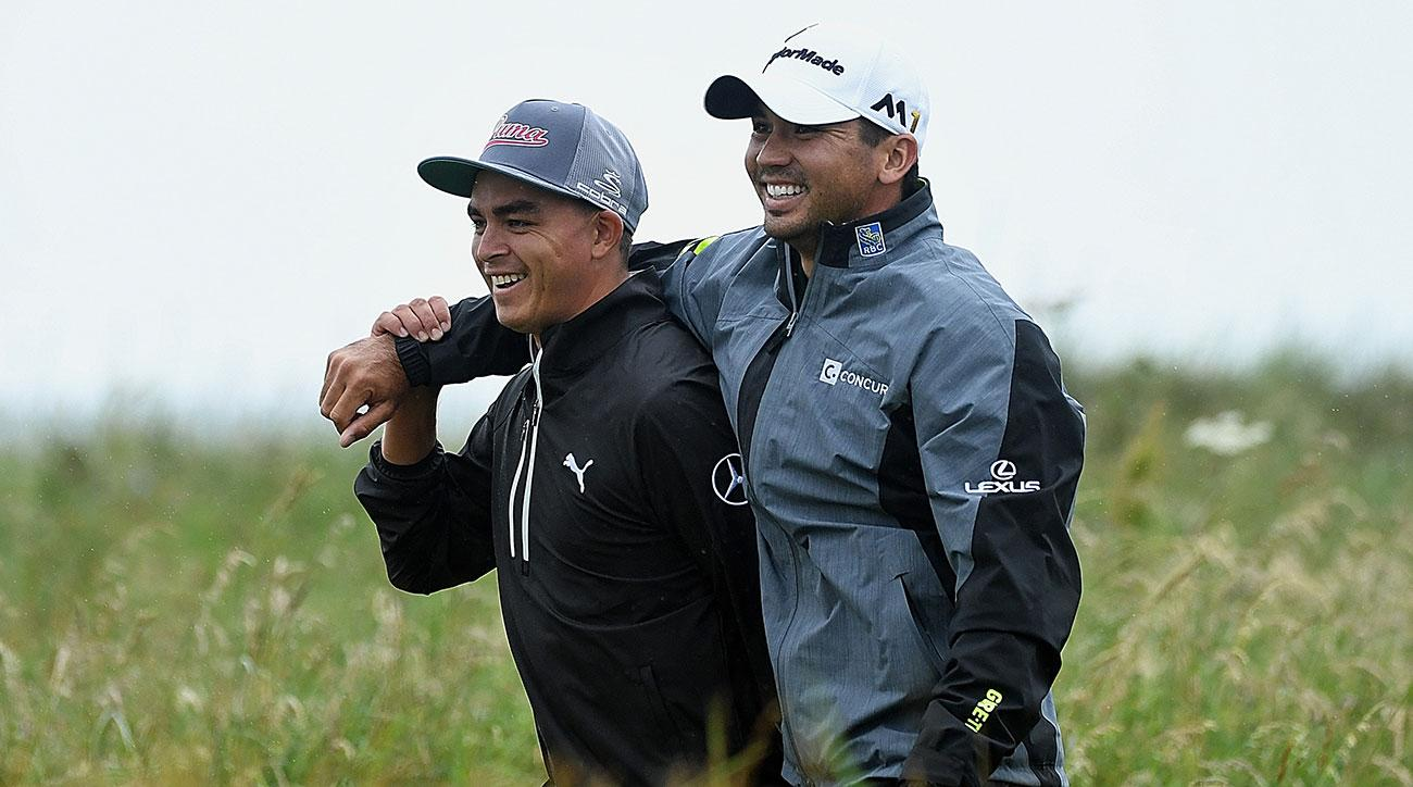Rickie Fowler and Jason Day will partner together at the 2017 Zurich Classic of New Orleans.
