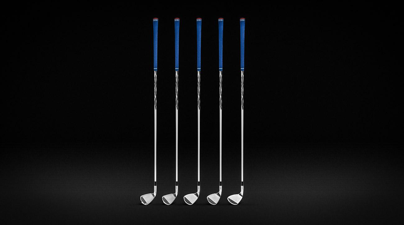 Cobra's new King F7 Junior One Length irons.